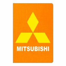 Блокнот А5 MITSUBISHI - FatLine