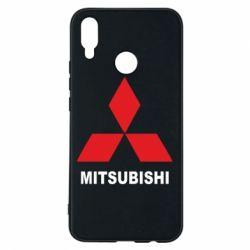 Чехол для Huawei P Smart Plus MITSUBISHI - FatLine