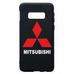 Чехол для Samsung S10e MITSUBISHI