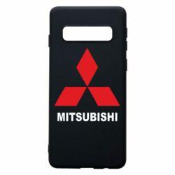 Чехол для Samsung S10 MITSUBISHI - FatLine