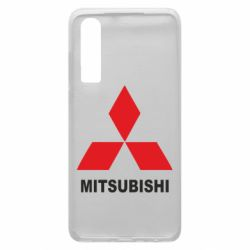 Чехол для Huawei P30 MITSUBISHI - FatLine