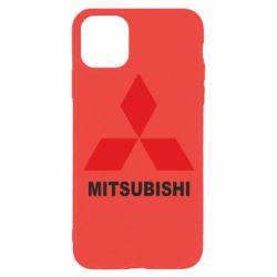 Чехол для iPhone 11 Pro MITSUBISHI - FatLine