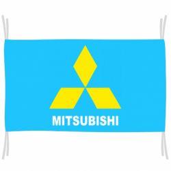 Флаг MITSUBISHI