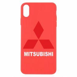 Чехол для iPhone X/Xs MITSUBISHI
