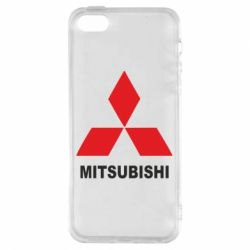 Чехол для iPhone5/5S/SE MITSUBISHI - FatLine