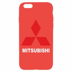 Чехол для iPhone 6/6S MITSUBISHI