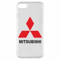 Чехол для iPhone 7 MITSUBISHI - FatLine