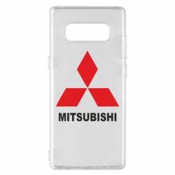 Чехол для Samsung Note 8 MITSUBISHI - FatLine