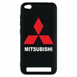 Чехол для Xiaomi Redmi 5a MITSUBISHI