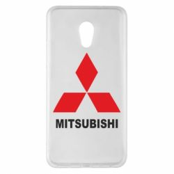 Чехол для Meizu Pro 6 Plus MITSUBISHI - FatLine