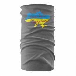 Бандана-труба Мій дім - Україна!