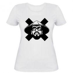 Женская футболка MiyaGi [Λ S Λ T Λ]