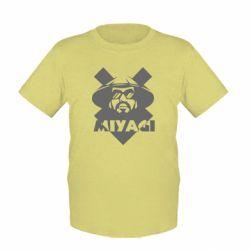 Детская футболка Miyagi
