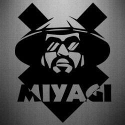 Наклейка Miyagi