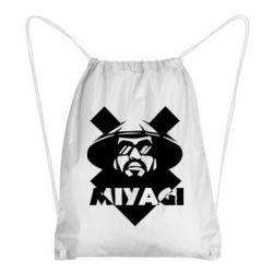 Рюкзак-мішок Miyagi