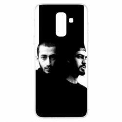 Купить Музыка, Чехол для Samsung A6+ 2018 Miyagi, FatLine