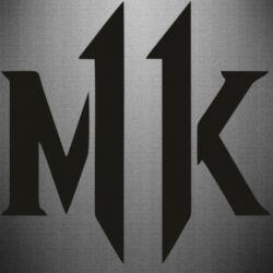 Наклейка Mk 11 logo