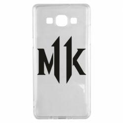 Чохол для Samsung A5 2015 Mk 11 logo