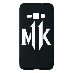Чохол для Samsung J1 2016 Mk 11 logo