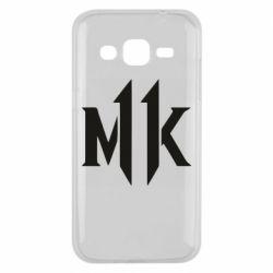 Чохол для Samsung J2 2015 Mk 11 logo