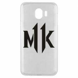 Чохол для Samsung J4 Mk 11 logo