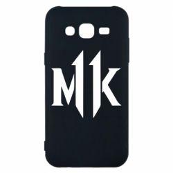Чохол для Samsung J5 2015 Mk 11 logo