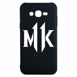Чохол для Samsung J7 2015 Mk 11 logo