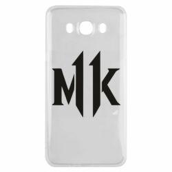 Чохол для Samsung J7 2016 Mk 11 logo