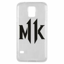 Чохол для Samsung S5 Mk 11 logo
