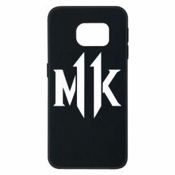 Чохол для Samsung S6 EDGE Mk 11 logo