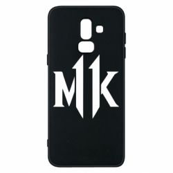 Чохол для Samsung J8 2018 Mk 11 logo