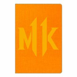 Блокнот А5 Mk 11 logo