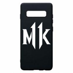 Чохол для Samsung S10+ Mk 11 logo
