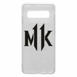 Чохол для Samsung S10 Mk 11 logo