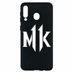 Чохол для Samsung M30 Mk 11 logo