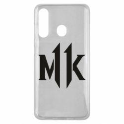 Чохол для Samsung M40 Mk 11 logo