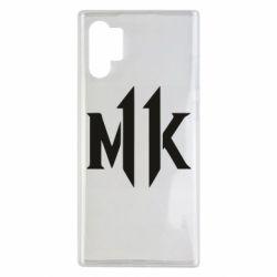 Чохол для Samsung Note 10 Plus Mk 11 logo