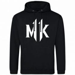 Чоловіча толстовка Mk 11 logo