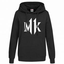 Толстовка жіноча Mk 11 logo