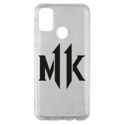 Чохол для Samsung M30s Mk 11 logo
