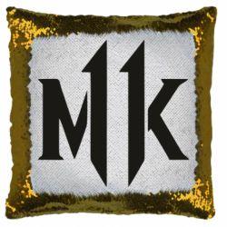 Подушка-хамелеон Mk 11 logo