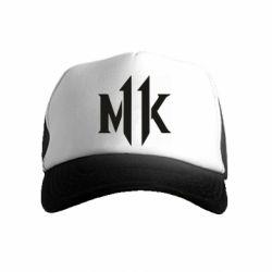 Дитяча кепка-тракер Mk 11 logo