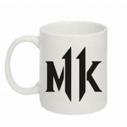 Кружка 320ml Mk 11 logo