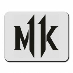 Килимок для миші Mk 11 logo