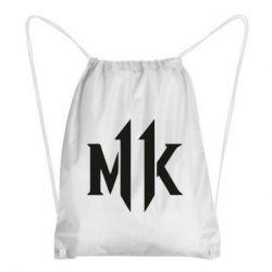 Рюкзак-мішок Mk 11 logo
