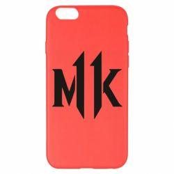 Чохол для iPhone 6 Plus/6S Plus Mk 11 logo