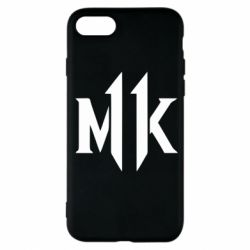 Чохол для iPhone 7 Mk 11 logo