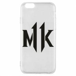 Чохол для iPhone 6/6S Mk 11 logo