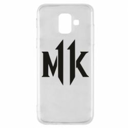 Чохол для Samsung A6 2018 Mk 11 logo