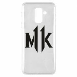 Чохол для Samsung A6+ 2018 Mk 11 logo
